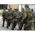 GERMAN ARMY FLECKTARN SHIRT USED