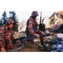 SWISS ARMY CAMO NEW PARKA