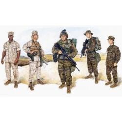 UNIFORM MCU USMC MARPAT DESERT/PANTALONES USADOS