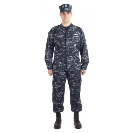 US NAVY NWU CAMO UNIFORM TROUSERS NEW