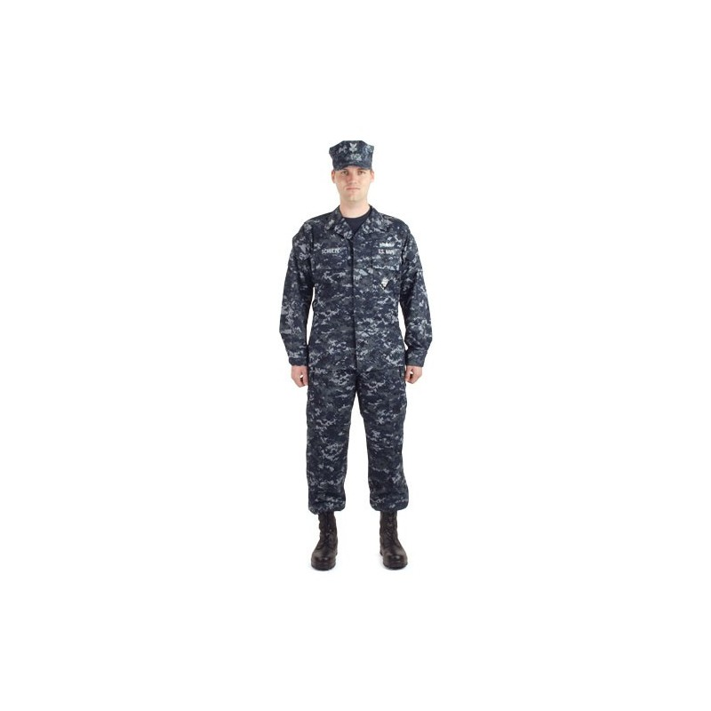 US NAVY CAMO TROUSERS