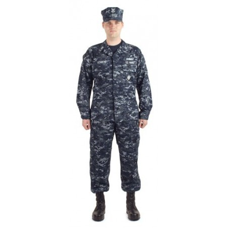US NAVY NWU UNIFORM TROUSERS USED