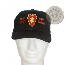 GORRA BASEBALL VIETNAM TRIBUTE 25TH