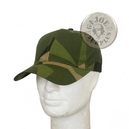 SWEADISH ARMY M90 CAMO /BASEBALL CAP