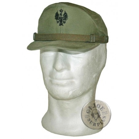 SPANISH ARMY COMBAT CAP OLDER MODEL BRAND NEW CONDITION