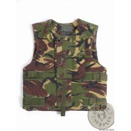 DPM CAMO VEST COVERS