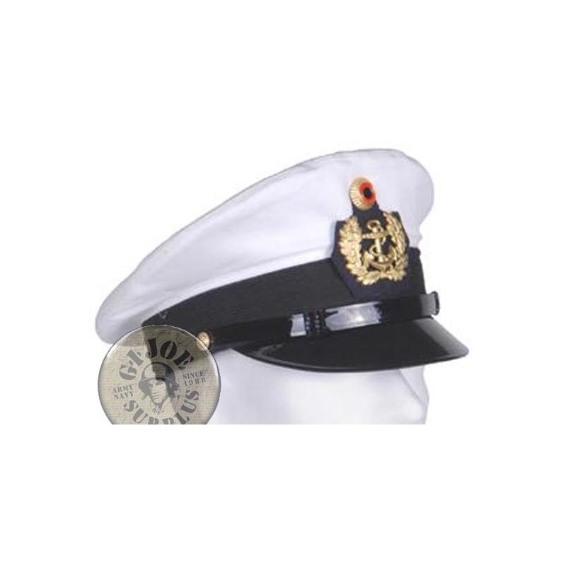 BUNDESMARINE OFFICERS CAPS