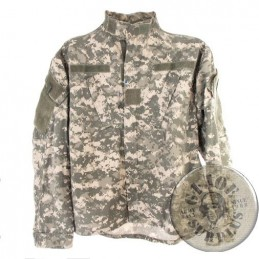 US ARMY ACU USED JACKETS