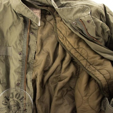 M65 US ARMY PARKA LINER NEW