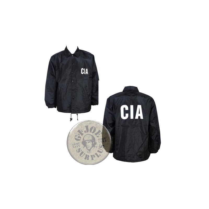 CIA COACH JACKET