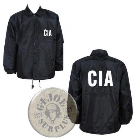 "UNDERCOVER COACH JACKET ""CIA"""