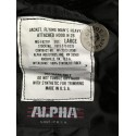 """ALPHA INDUSTRIES"" VINTAGE MADE IN USA/JAQUETA N2B NOVES"