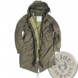 M1951 FISHTAIL PARKA REPLICA