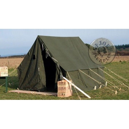 WALL TENT US ARMY WWII