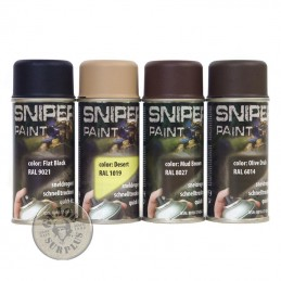 "SPRAY PINTURA 400ml ""US ARMY 1943"""