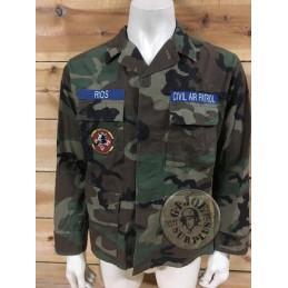 CHAQUETA OFICIAL US ARMY AIR FORCE 2GM