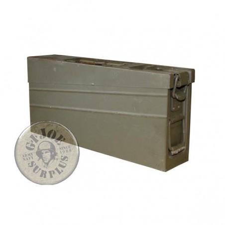 XMG3/43 GERMAN MACHINE GUN AMMO BOXES USED CONDITION