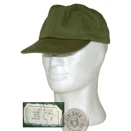"BASEBALL ""HOT WEATHER VIETNAM"" DATED US ARMY CAPS"