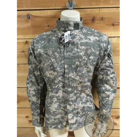 CHAQUETILLA ACU CAMO AT DIGITAL US ARMY NUEVAS/COMO NUEVAS