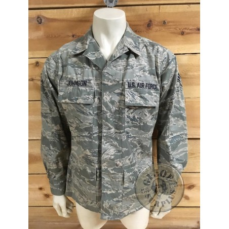 US AIR FORCE ABU CAMO JACKETS USED PERFECT CONDITION