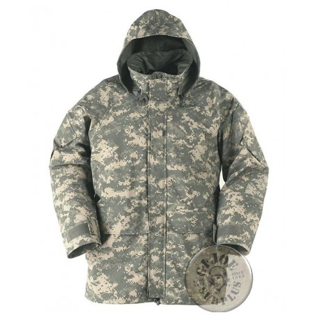 PARKA GORETEX ECWCS/LEVEL VI CAMO AT DIGITAL US ARMY NUEVAS