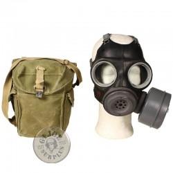 BRITISH ARMY WWII GAS MASK