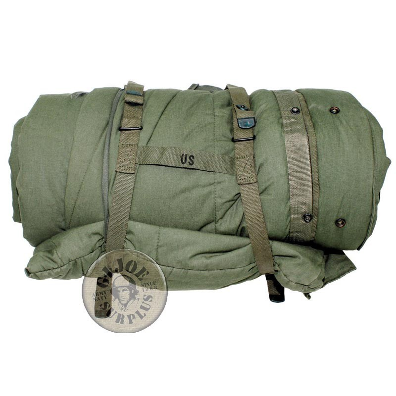 M1956 SLEEPING BAG STRAPS