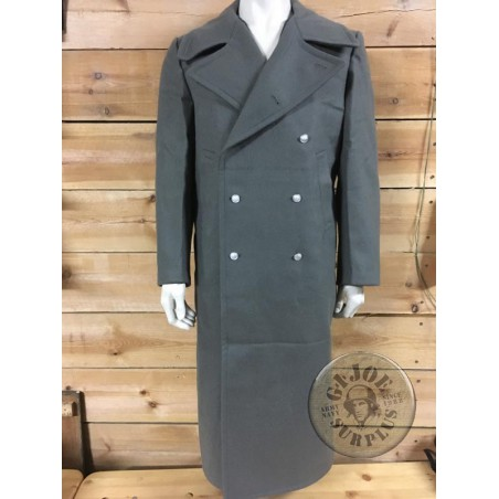 XEAST GERMAN COMUNIST ARMY WOOL OVERCOATS AS NEW