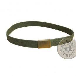 GERMAN ARMY TROUSERS BELT
