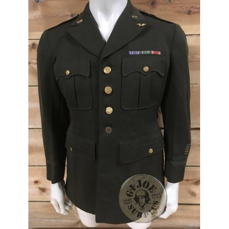 COLLECTORS ITEM/OFFICERS JACKET US ARMY AIR FORCE WWII