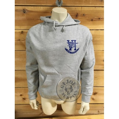 SEALS TEAM SIX SWEATSHIRT GREY COLOUR