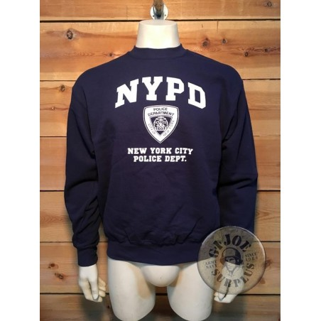 "XSUADORA COTO ""NYPD NEW YORK POLICE DEPARTMENT"""
