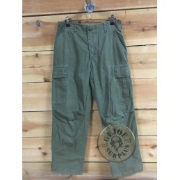 COLLECTORS ITEM/US ARMY JUNGLE TROUSERS DATED 1968 AS NEW