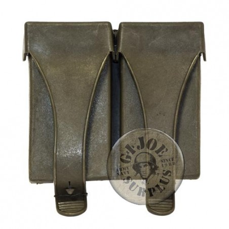 GERMAN ARMY 1st MODEL COMBAT SYSTEM PVC AMMO POUCH NEW