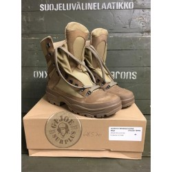 FRENCH ARMY DESERT COMBAT BOOTS NEW