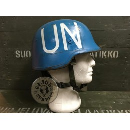 "CASCO KEVLAR ""UNITED NATIONS"" EJERCITO ESLOVACO/PIEZA UNICA"