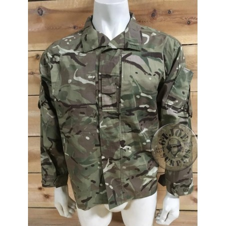 BRITISH ARMY MTP PCFS COMBAT JACKET NEW