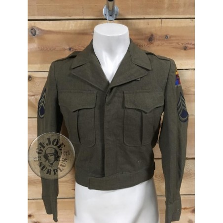 COLLECTORS ITEM /IKE JACKET US ARMY WWII