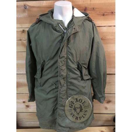 SOLD!!! COLLECTORS ITEM/M51 PARKA US ARMY