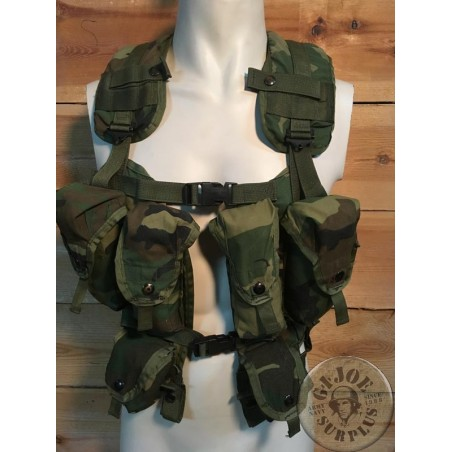 "XUS ARMY TACTICAL VEST ""IIFS M88"" USED"
