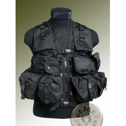 9 POCKETS TACTICAL VEST