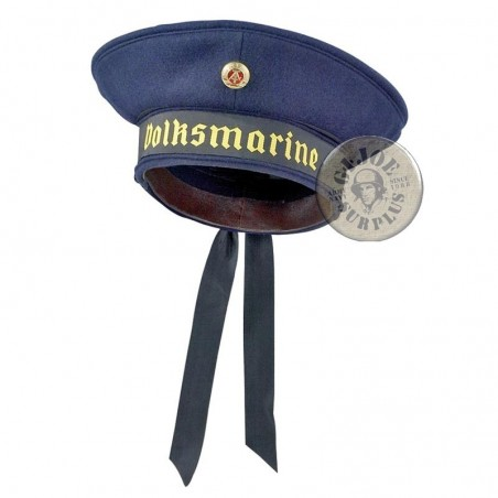"EAST GERMAN NAVY ""VOLKSMARINE"" CAP BAND"