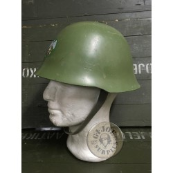 SERBIAN ARMY NE44 HELMET USED PERFECT