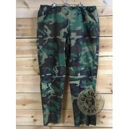 COLLECTORS ITEM/GORETEX COLUMBIA WOODLAND CAMO TROUSER NEW