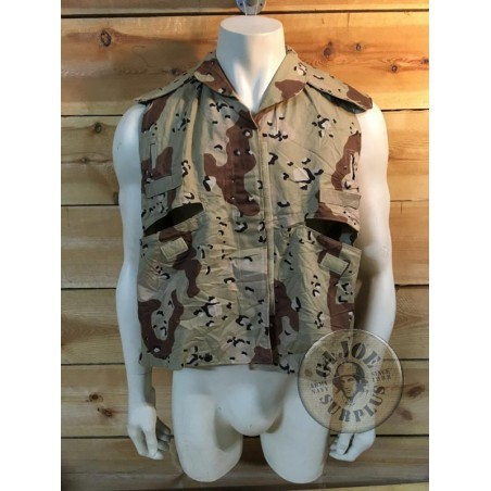 PASGT ARMOUR SYSTEM US ARMY NEW /6 DESERT COLOR VEST WITHOUT PLATES