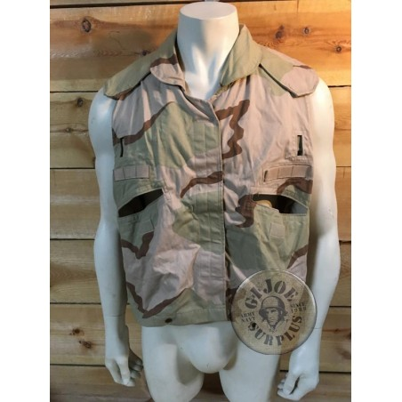 ARMOUR SYSTEM PASGT US ARMY VEST 3 COLORS DESERT NEW WITHOUT PLATES