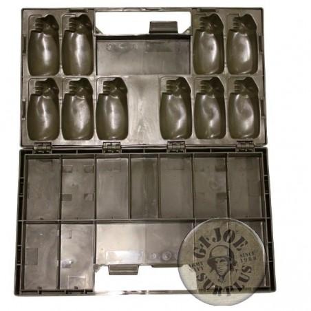 GERMAN ARMY GRENADE PVC BOX