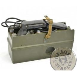 DANISH ARMY TELEPHONE