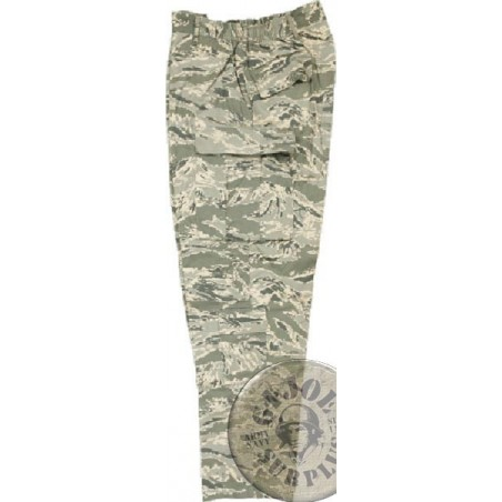 PANTALONES ABU CAMO DIGITAL US AIRFORCE USADOS PERFECTOS