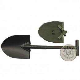 """REPLICA PALA """"T-10"""" CON FUNDA M44 US ARMY 2GM"""